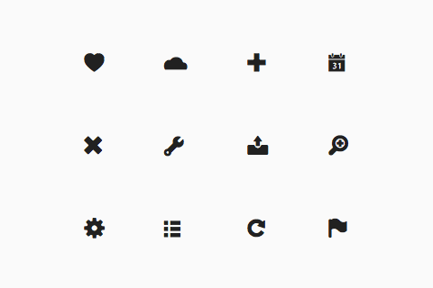 Foundation Free Vector Icons