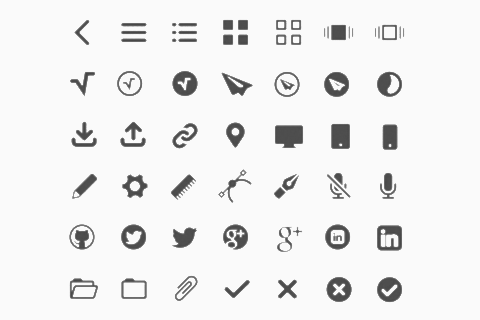 mfglabs Free Vector Icons