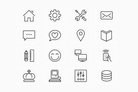 streamline Free Vector Icons