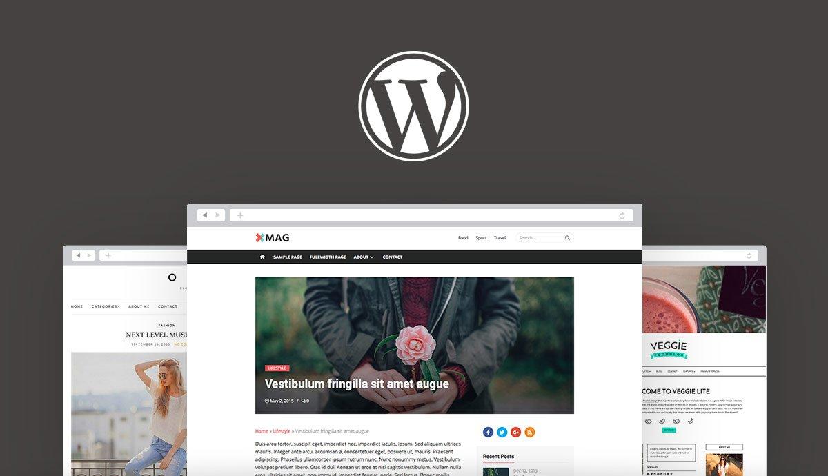Best Free WordPress Themes 2016 - Part 1 - Design Lab